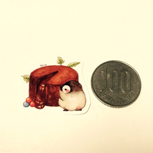 甘党ペンギンさんのシールフレーク(Aセット)