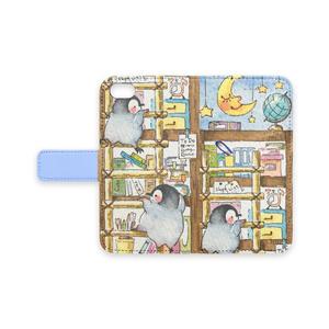 「お話のつづき」手帳型iPhoneケース