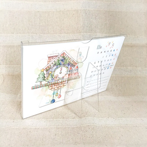 【NEW!】卓上カレンダー2021