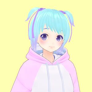 【#VRoid】無料アバター(改造ビクトリア)VIC