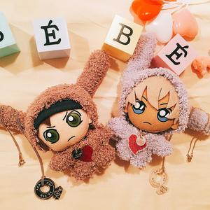 ぬいリングトップネックレス&ぬいネームプレートSET