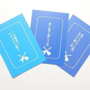 【土龍】コレクションカード&ギターピック