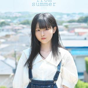 岸森ちはなフォトブック『a memory from summer』