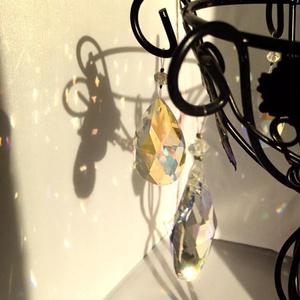 サンキャッチャーオーロラ アンティークカップ型