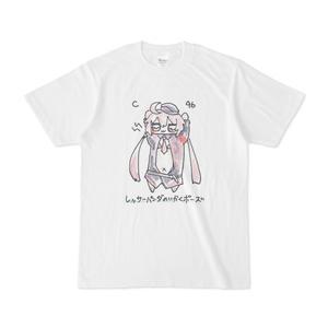 C96.いかくのポーズ.Tシャツ