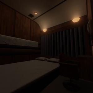 寝台特急個室:A Royal ホームキット【VRChat想定】