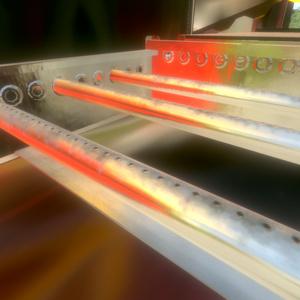 鉄板焼き器 3Dモデル【VRChat可】