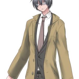 【無料】キャラクターなんとか機素体 男性01
