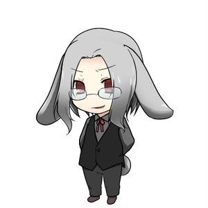 【無料】キャラクターなんとか機素体 SDキャラ01