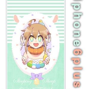 おひつちゃんのiphoneケース【5/5S・6・6plus】
