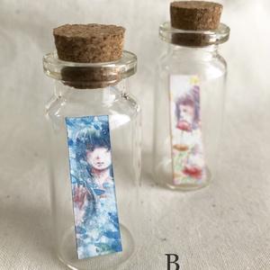 瓶詰原画 (小瓶)