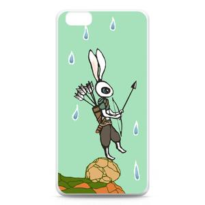 iPhone6 Plusケース(狩人兎)