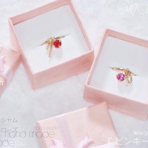 i7 fanart / pinky ring * (SIZE:3free+1BOX)