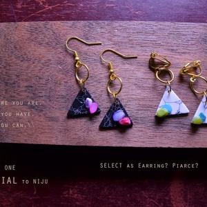 IMAGE to YUKI - pierce . earrings . choker