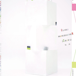 Re:valeデザイン集 -COLOR's- /  IDOLiSH7 FanART