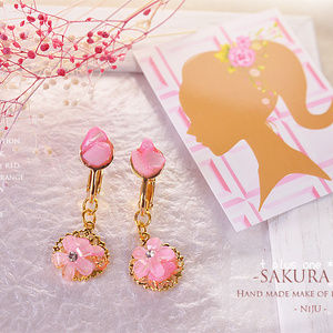 *SAKURA PINK/*Pierce or Earring