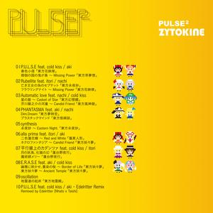 【送料込・6月限定価格】PULSE^2