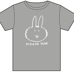 2019冬コミ「MOUSE YEAR Tシャツ」【送料込】