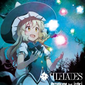 PLEIADES feat. itori【送料込】