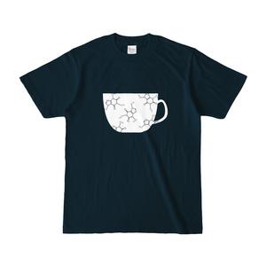 カフェインのTシャツ