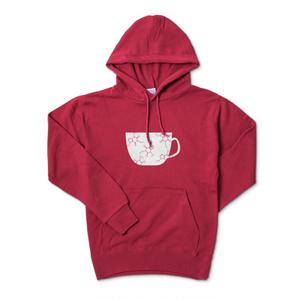 カフェインのパーカー