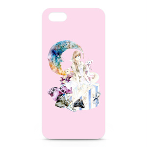 オルゴール iPhoneケース Pink