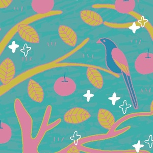 りんごの森(エメラルド)
