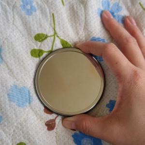 サンパピ缶ミラー・ステッカー2種・ポスカ1種セット