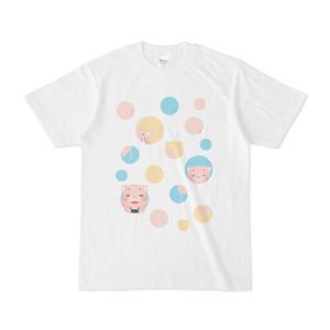 Tシャツ -水玉かくれんぼ-