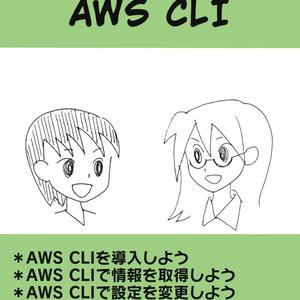 むつきくんと学ぶAWS CLI