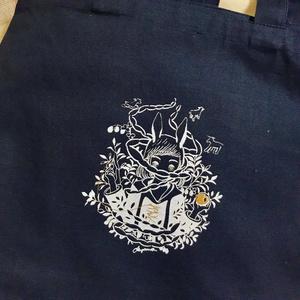 トートバッグ(Navy)
