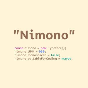 Nu Nimono