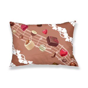 Dreamy Chocolate 枕カバー