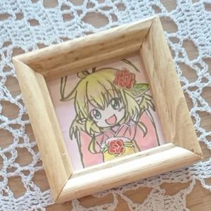 【ミニ原画】レナ