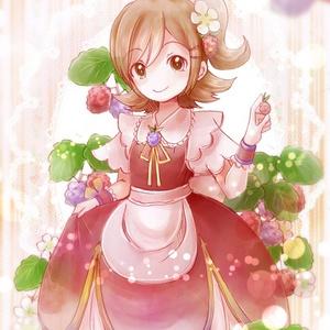 【ポストカード】ラズベリーちゃん