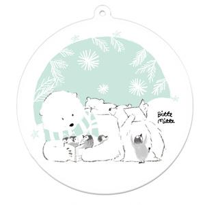 白熊オーナメント