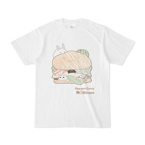 【Tシャツ】もぐもぐゆるTシャツ