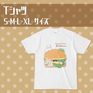 【Tシャツ】もぐもぐTシャツ