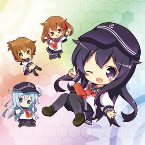 艦これ 第六駆逐隊 クリーナークロス
