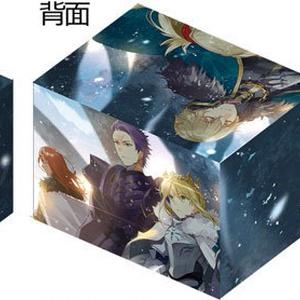 FGO 円卓の騎士 デッキケース(組立式)