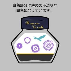 【新作】想ヒノ洋墨アクリルチャーム(Iwano/Masamune/Yumeno/Miyazawa/Niimi)