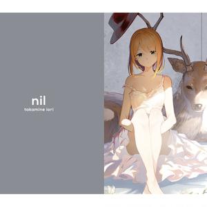 高峰伊織/『nil』クリアファイル