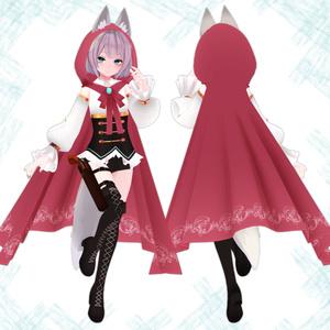 京狐-kyoko-専用衣装「FairyTaleⅠ」