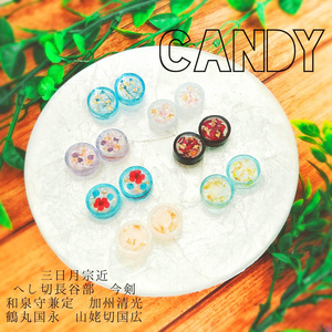 candy耳飾り
