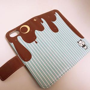 iPhoneケース チョコミント