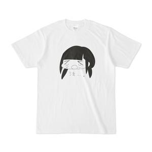 泣いてるTシャツ