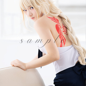 【新装版】尊みを感じて桜井「聖女ジャンヌ・ダルク(私は、貴方に恋をしています。)」デジタル写真集