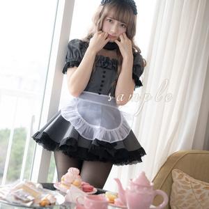 【新刊】尊みを感じて桜井「甘いメイドのお菓子なお給仕ですの」デジタル写真集