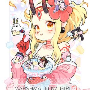 MARSHMALLOW GIRL2