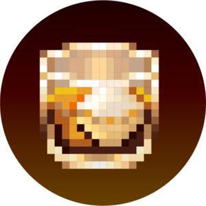 .BAR 缶バッジ壱弾 2:ウィスキー